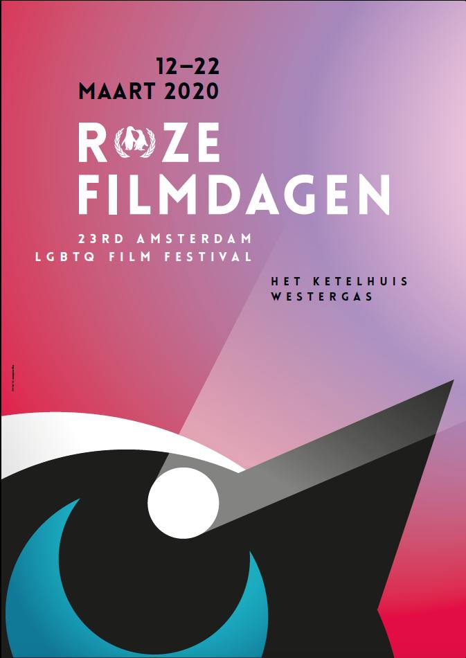 roze filmdagen poster