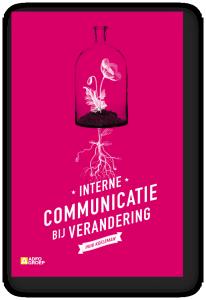 boek cover interne communicatie bij verandering, Huib Koeleman